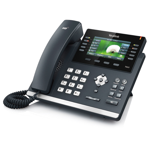 Yealink T46G hosted VoIP phone from Mereo Networks in Salt Lake City, Utah